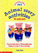 """VERY GOOD"" Animal Story Activities (Starting with Story S.), Clark, Lesley, Boo"