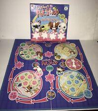 Littlest Pet Shop LPS MP Board Game 4 Bobble Heads - Complete