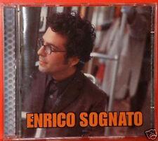 Enrico SOGNATO - ENRICO SOGNATO  CD