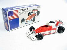 VINTAGE TOMICA F39 MCLAREN M26 FORD MADE IN JAPAN RARE