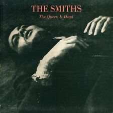 THE SMITHS The Queen Is Dead CD NEW Remastered By Johnny Marr