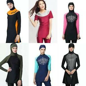 50 JOB LOT WHOLESALE closing down Women's Muslim Swimming Swimwear Burkini