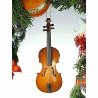 "Realistic CELLO Christmas Ornament, 5"" Tall, by Broadway Gifts"