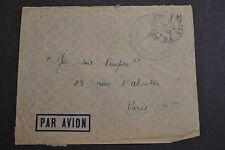 lettre 1949 poste aux armées TOE