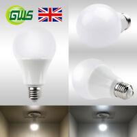 E27 LED Globe Golf Ball Light Bulb Warm White/Cool White Energy Saving Spotlight