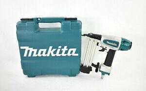 MAKITA AF506 Stauchkopfnagler Druckluftnagler Nagler 15-50mm + Koffer