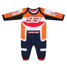 REPSOL HONDA MARC MARQUEZ Baby Replica Racing All in One   Multi   2020