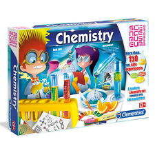 Clementoni Chemistry Set NEW