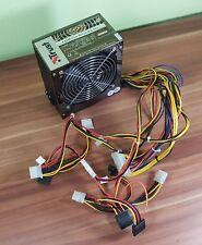Trust 520w Low Noise 14996 520 WATT ATX Alimentatore 20+4pol 4pol-12v SATA PCI-E TOP!