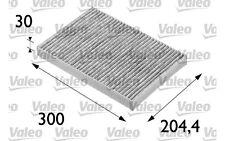 VALEO Filtro, aire habitáculo SEAT EXEO AUDI A4 A6 698683
