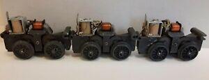 (3) Vintage Lionel O Gauge Scale Train Engine Motor Locomotive AS-IS For Parts