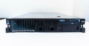 IBM System x3650 M4 Server | 32GB RAM | 2X E5-2660 | 750W PSU | 10Gb NICs