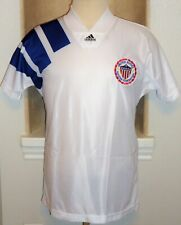 VTG ADIDAS NASL USA USMNT US WORLD CUP VERMES SOCCER JERSEY FOOTBALL SHIRT MLS M