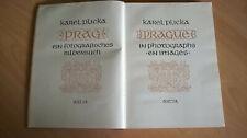 karel plicka   PRAG   ein fotographisches Bilderbuch