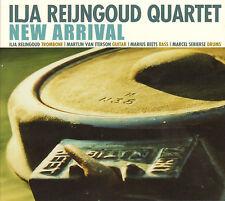 ILJA REIJNGOUD QUINTET - NEW ARRIVAL (2003 DUTCH JAZZ CD)