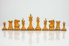 Jaques antique chess set