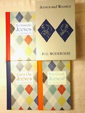 Folio Society - P.G. Wodehouse - Jeeves and Wooster. Lovely set