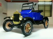1:24 Scale 1925 Ford Model T Vintage Car Open Runabout Railway Diecast Motormax