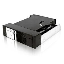 Wechselrahmen IcyBox Ib-172sk-b Black