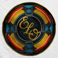 ELO New World Record Logo Embroidered Big Patch Electric Light Orchestra Lynne