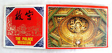 PostCards Post Cards Booklet of 14 China Chineese The Palace Museum Color Photos