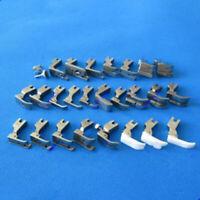 25 Nähfuß-Set Für Industrienähmaschine JUKI DDL-5550 8500 8700 9000