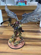 Warhammer 40k Mortarion Custom Death Guard
