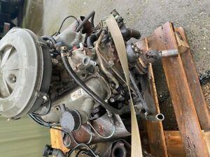 Ford V6 2.8 Litre Engine