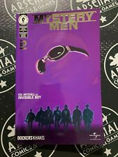 Mystery Men #1 1999 Vf/Nm Dark Horse Movie Exclusive Limited Variant Edition