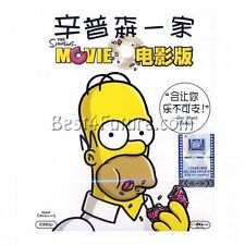 The Simpsons Movie (Chinese/Spanish/Portuguese/Thai/English)