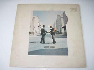 Pink Floyd - Wish you were Here UK SHVL 814 A1/B9 VG/G+