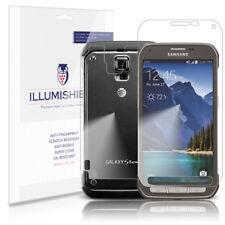 iLlumiShield Anti-Bubble Screen+Back Protector 3x for Samsung Galaxy S5 Active