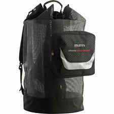 Mares Cruise Backpack Mesh Deluxe Bag - Scuba Diving / Snorkeling Gear
