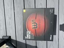 Wilson Connected Computerized Basketball (barely used) With App (size 28.5)