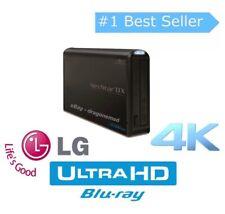 External LG WH14NS40 4K ULTRA HD Blu-ray Drive, UHD Friendly!! FW v1.02