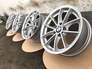 Original BMW X3 F25 X4 F26 17 Pouces V Speiche 304 Jantes 6787575 7,5Jx17 ET32