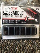 TacStar 1081157 Side Saddle fits 12 Gauge 6Rd Remington 870/1100/1187 Black