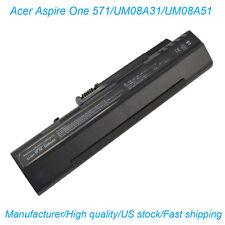 New Battery for Acer Aspire One A110 A150 D150 D250 ZG5 531 UM08A73 KAV10 KAV60