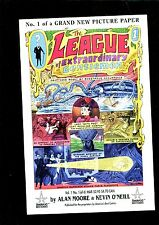League Of Extraordinary Gentlemen 1 (9.2) 1St App Alan Moore (b011)