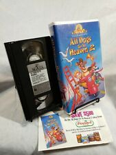 All Dogs Go to Heaven 2 (VHS, 1996, Clamshell Family Entertainment)