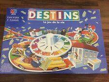 """Spiel """"Destins"""" """"Spiel des Lebens"""" MB Hasbro Französisch Neu OVP!"""