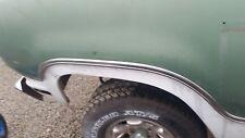 1976-1980 Dodge Ram Truck Ramcharger L Wheel Fender Moulding 1976 1977 1978 1979