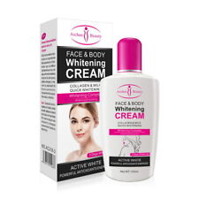 Beauty Face & Body Whitening Cream For Dark Skin Bleaching Lotion 120ML