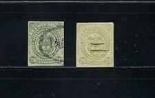STATE CUNDINAMARCA.- ESTADOS UNIDOS DE COLOMBIA.- SC20 20a  reprinted  1886
