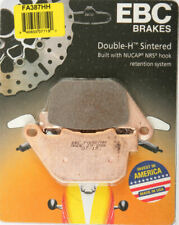 EBC Double-H HH Sintered Superbike Brake Pads / One Pair (FA387HH)