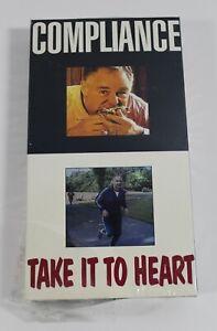 Compliance Take it To Heart Parke-Davis Warner-Lambert Pharmaceutical VHS 1992