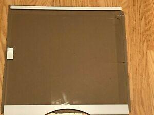 Genuine GE WR71X28078 Refridgerator Slideout Glass Shelf WR 71 x 28078 NEW