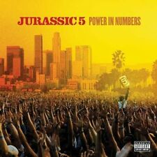Jurassic 5 - Power in Numbers [New Vinyl]