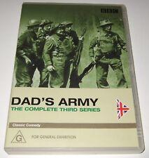Dad's Army - Series 3 (DVD, 2005, 2-Disc Set) BBC