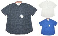 Men's Cypress Club Casual Short Sleeve Button Down Shirt Choose Size & Color -C